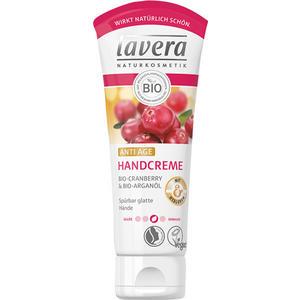 Lavera Handcreme Anti Age, mit Bio-Cranberry & Bio-Arganöl, vegan
