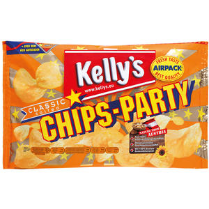 Kelly's Original Chips-Party Classic, Standbeutel