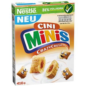Nestlé Cini Minis CrazyCrush