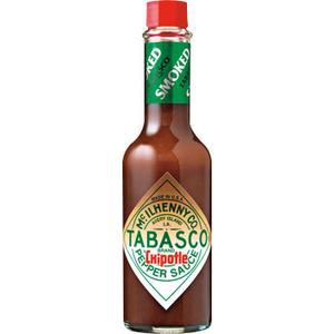Tabasco Brand Chipotle Pepper Sauce, rauchig-würzig