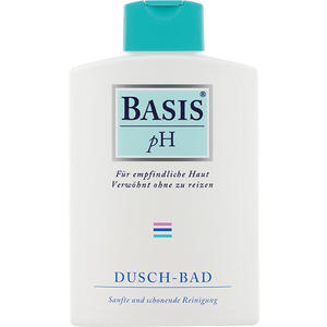 Basis pH Dusch-Bad für empfindliche Haut, ph-neutral