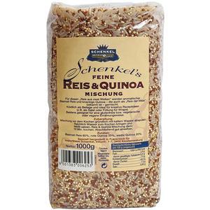 Schenkel Reis & Quinoa Mischung