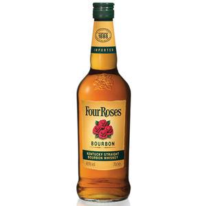 Four Roses Kentucky Bourbon Whiskey, 40 % Vol.Alk., USA
