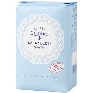 Wiener Zucker Backzucker Extrafein