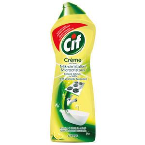Cif Crème Citrus, Scheuermittel