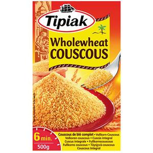 Tipiak Vollkorn-Couscous