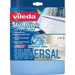 Vileda Microfaser Plus Universal, Allzwecktuch
