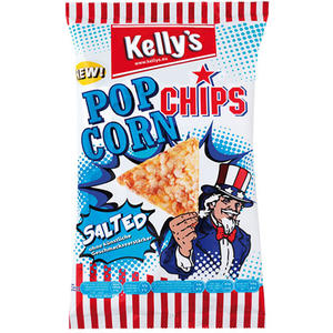 Kelly's Popcorn-Chips Salted
