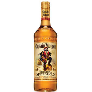 Captain Morgan Original Spiced Gold Rum, 35 % Vol.Alk.