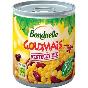 Bonduelle Goldmais Kentucky Mix, verzehrfertig