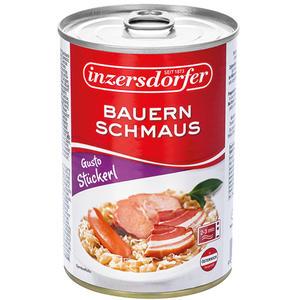 Inzersdorfer Gusto Stückerl Bauernschmaus
