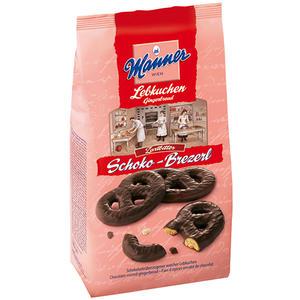 Manner Lebkuchen Schoko-Brezerl Zartbitter