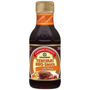 Kikkoman Teriyaki BBQ Sauce with Honey