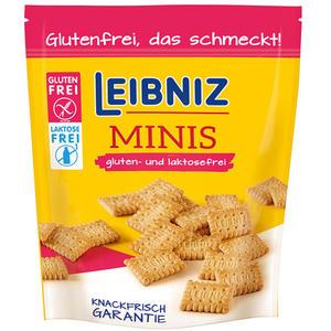 Leibniz Bahlsen Minis Butterkeks gluten- und laktosefrei