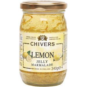 Chivers Lemon Jelly Marmalade, Englische Zitronen-Gelee-Marmelade