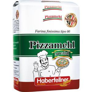 Haberfellner Pizzamehl Spezial, Weizenmehl