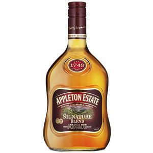 Appleton Estate Signature Blend Jamaica Rum, 40 % Vol.Alk.