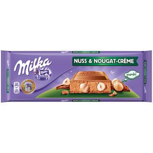 Milka MMMAX Nuss-Nougat-Creme