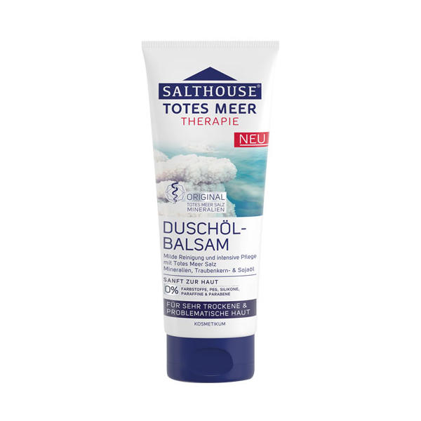 Salthouse Totes Meer Therapie Duschöl-Balsam