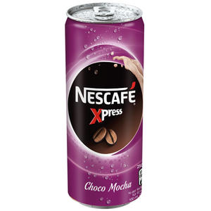 Nescafé Xpress Café Choco, Eiskaffee, Dose