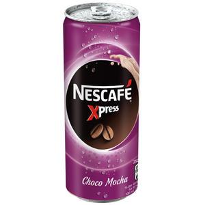 Nescafé Xpress Choco Mocha, Eiskaffee, Dose