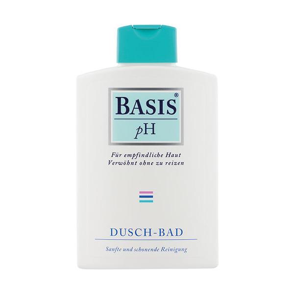 Basis pH Dusch-Bad für empfindliche Haut, pH-neutral