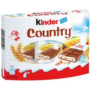 Ferrero Kinder Country, 9 Stück