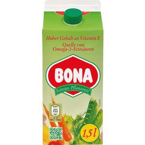 Bona Feinstes Pflanzenöl, aus Sonnenblumen & Raps, Tetra