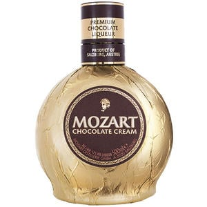 Mozart Chocolate Cream Likör, 17 % Vol.Alk.
