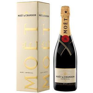 Moet & Chandon Imperial Brut Champagne, im Geschenkkarton