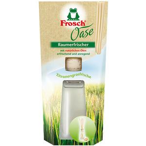 Frosch Oase Raumerfrischer Zitronengrasfrische, ORIGINAL (Duftflasche)