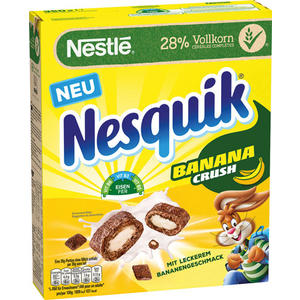 Nestlé Nesquik Banana Crush