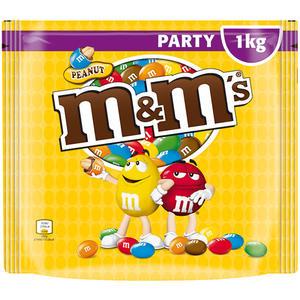 M&M's Erdnuss Party, Standbeutel