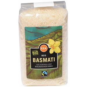 EZA Fairtrade Bio Basmati-Reis aus dem Himalaya-Gebiet