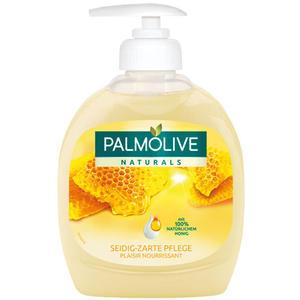 Palmolive Naturals Milch & Honig, Flüssigseife, ORIGINAL (Pumpe)