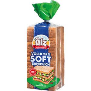 Ölz Vollkorn Soft Sandwich
