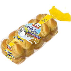 Ölz Milchbrötle mit Butter, 10 Stück
