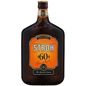 Stroh 60 Inländer Rum, 60 % Vol.Alk.