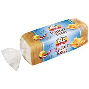 Ölz Buttertoast mit Alpenbutter aus Österreich