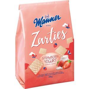 Manner Zarties Strawberry Yogurt