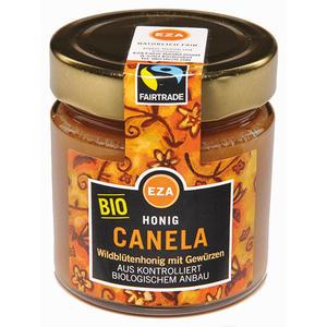 EZA Fairtrade Canela Bio-Wildblütenhonig mit Gewürzen