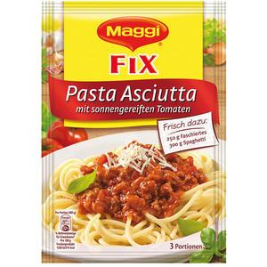 Maggi FIX für Pasta Asciutta, 3 Portionen