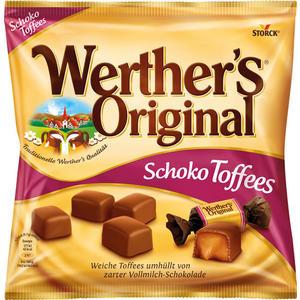 Werther's Original Schoko Toffees