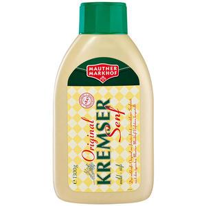 Mautner Markhof Kremser Senf, mild-süß, Stehtube