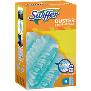 Swiffer Staubmagnet Staubfang-Tücher, Nachfüll-Pack