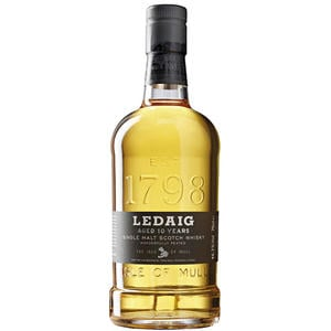 Ledaig Single Malt Scotch Whisky 10 Years, 46,3 % Vol.Alk., Schottland, im Geschenkkarton