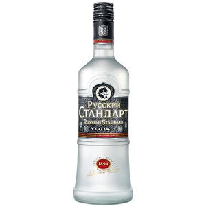 Russian Standard Original Vodka, 40 % Vol.Alk., Russland
