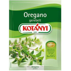 Kotanyi Oregano gerebelt, aus der Türkei