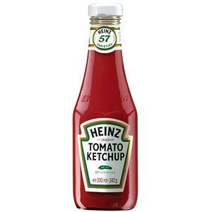 Heinz Tomatenketchup, Glasflasche