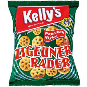 Kelly's Zigeuner Räder Paprikan Style